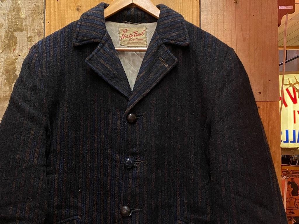 11月4日(水)マグネッツ大阪店Vintage入荷日!! #2 トラッド編!! FurVest,MidWestern,Mohair,GabaJKT,WoolCoat!!_c0078587_13583284.jpg