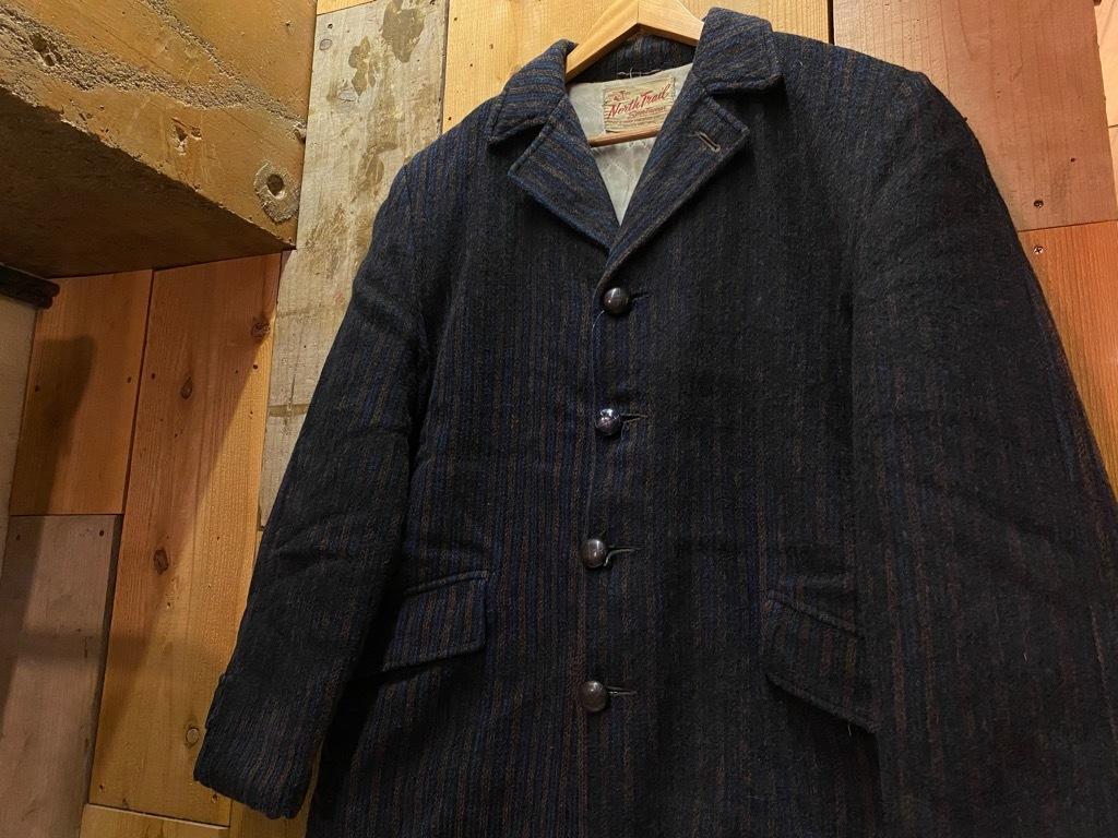 11月4日(水)マグネッツ大阪店Vintage入荷日!! #2 トラッド編!! FurVest,MidWestern,Mohair,GabaJKT,WoolCoat!!_c0078587_13583368.jpg
