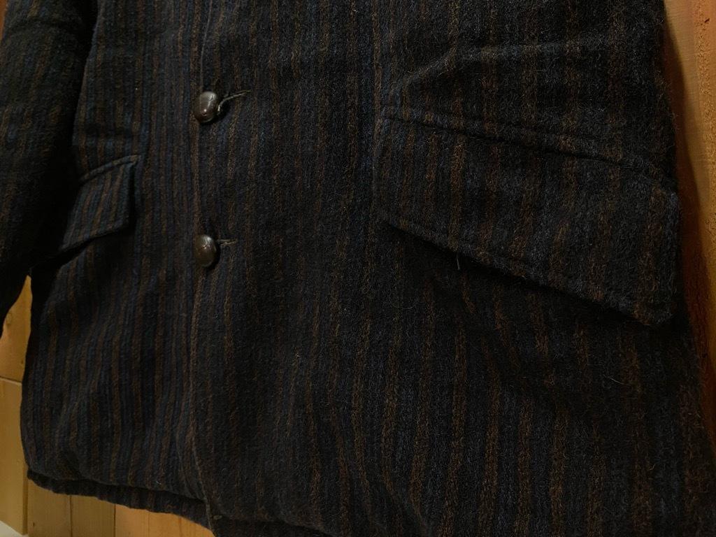 11月4日(水)マグネッツ大阪店Vintage入荷日!! #2 トラッド編!! FurVest,MidWestern,Mohair,GabaJKT,WoolCoat!!_c0078587_13583986.jpg