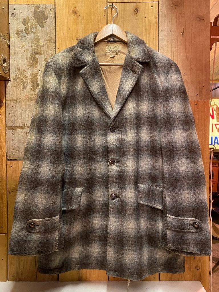 11月4日(水)マグネッツ大阪店Vintage入荷日!! #2 トラッド編!! FurVest,MidWestern,Mohair,GabaJKT,WoolCoat!!_c0078587_13593609.jpg