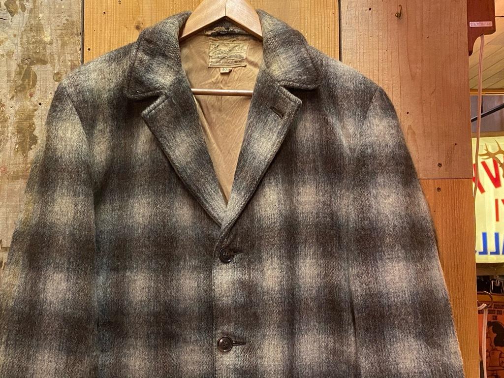 11月4日(水)マグネッツ大阪店Vintage入荷日!! #2 トラッド編!! FurVest,MidWestern,Mohair,GabaJKT,WoolCoat!!_c0078587_13593755.jpg