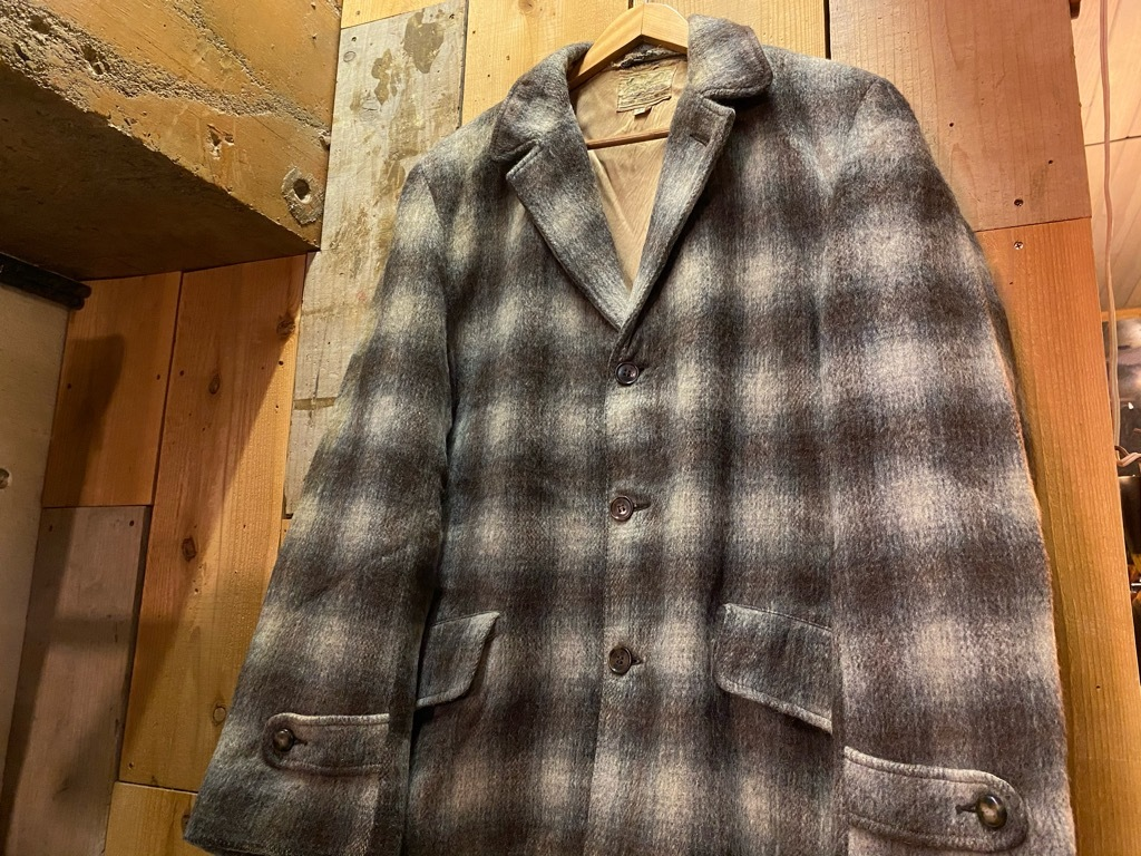 11月4日(水)マグネッツ大阪店Vintage入荷日!! #2 トラッド編!! FurVest,MidWestern,Mohair,GabaJKT,WoolCoat!!_c0078587_13593951.jpg