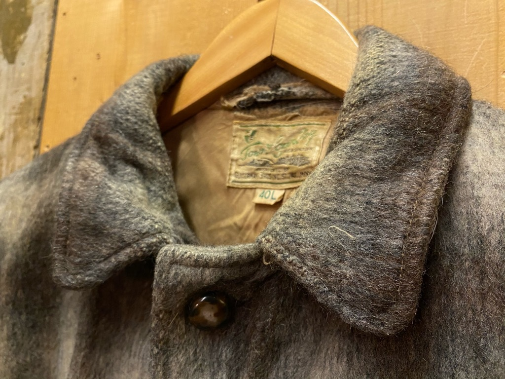 11月4日(水)マグネッツ大阪店Vintage入荷日!! #2 トラッド編!! FurVest,MidWestern,Mohair,GabaJKT,WoolCoat!!_c0078587_13594194.jpg