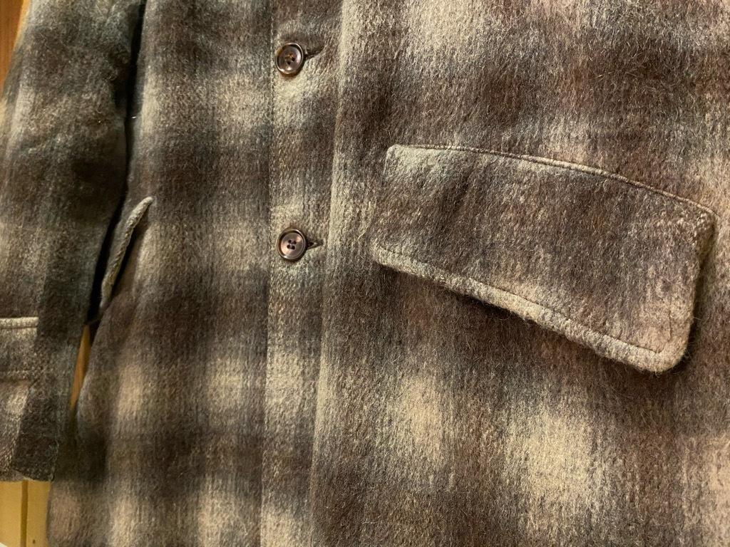 11月4日(水)マグネッツ大阪店Vintage入荷日!! #2 トラッド編!! FurVest,MidWestern,Mohair,GabaJKT,WoolCoat!!_c0078587_13594649.jpg
