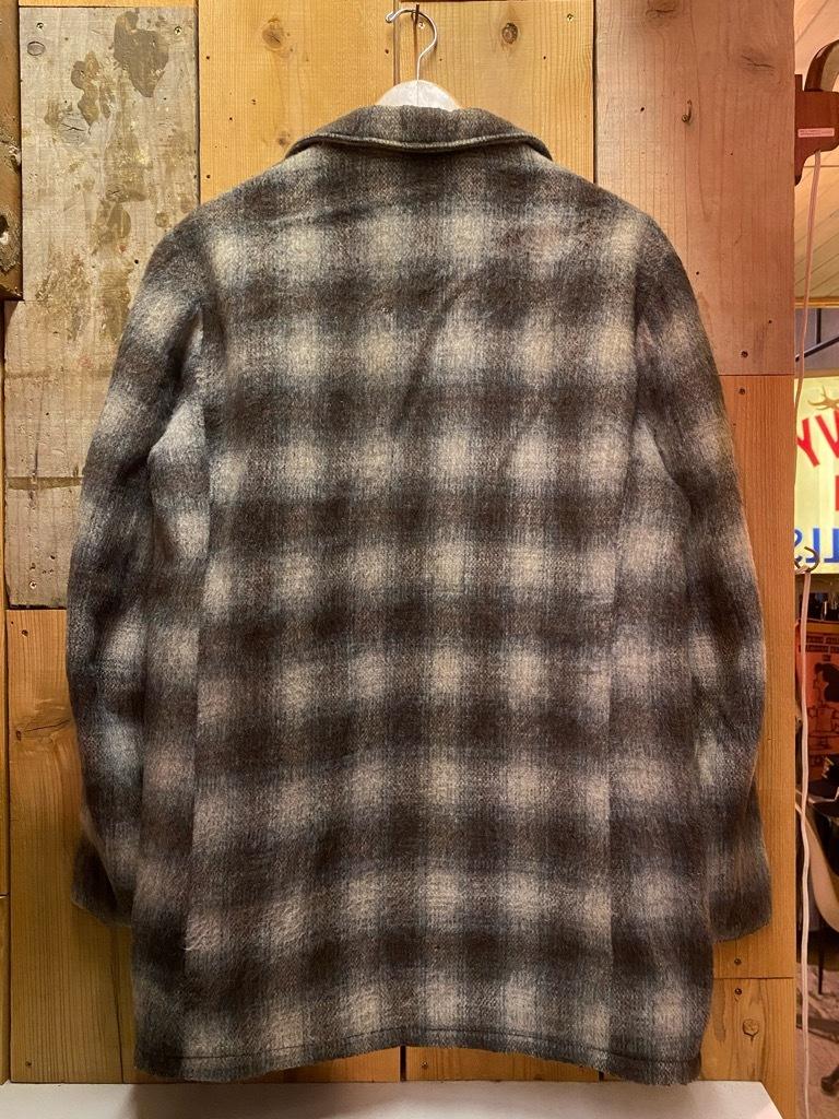 11月4日(水)マグネッツ大阪店Vintage入荷日!! #2 トラッド編!! FurVest,MidWestern,Mohair,GabaJKT,WoolCoat!!_c0078587_13594823.jpg