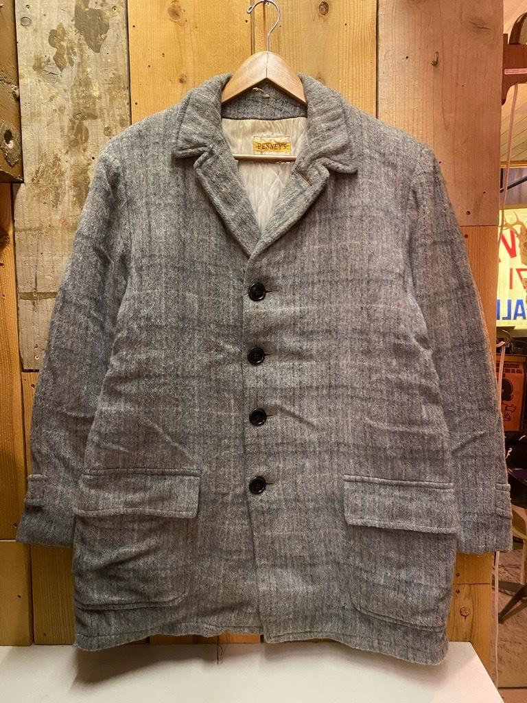 11月4日(水)マグネッツ大阪店Vintage入荷日!! #2 トラッド編!! FurVest,MidWestern,Mohair,GabaJKT,WoolCoat!!_c0078587_14002999.jpg