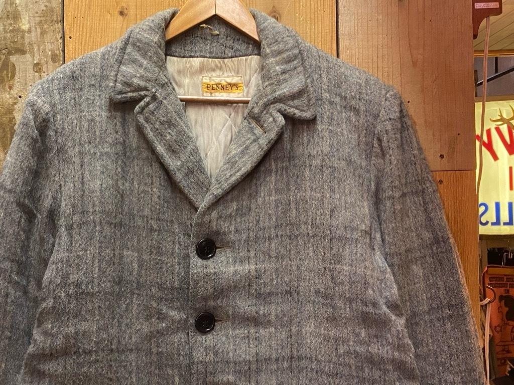 11月4日(水)マグネッツ大阪店Vintage入荷日!! #2 トラッド編!! FurVest,MidWestern,Mohair,GabaJKT,WoolCoat!!_c0078587_14003087.jpg