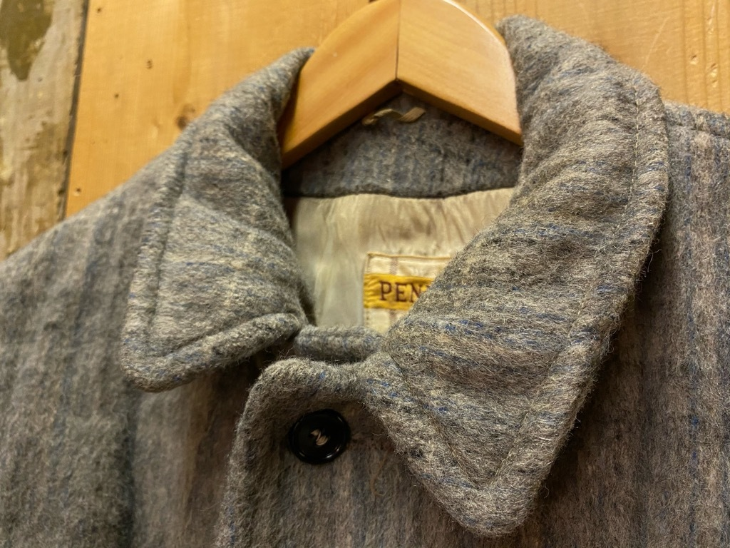 11月4日(水)マグネッツ大阪店Vintage入荷日!! #2 トラッド編!! FurVest,MidWestern,Mohair,GabaJKT,WoolCoat!!_c0078587_14003484.jpg
