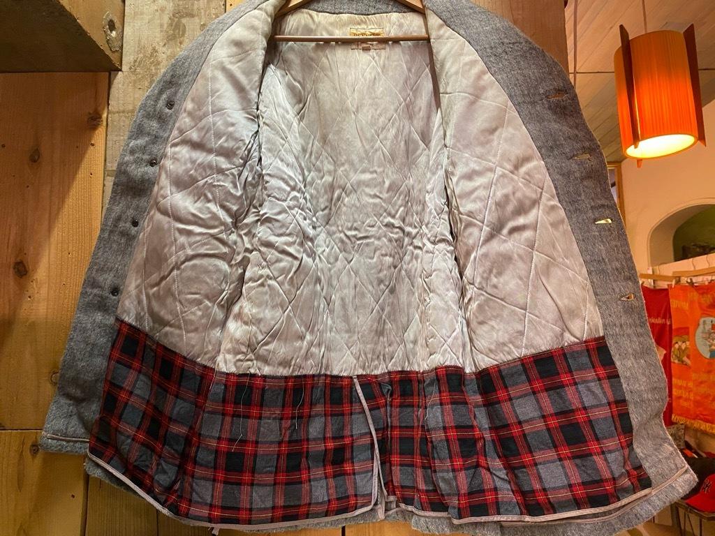 11月4日(水)マグネッツ大阪店Vintage入荷日!! #2 トラッド編!! FurVest,MidWestern,Mohair,GabaJKT,WoolCoat!!_c0078587_14004072.jpg