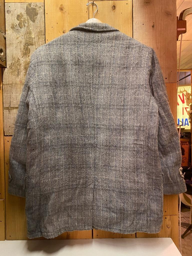 11月4日(水)マグネッツ大阪店Vintage入荷日!! #2 トラッド編!! FurVest,MidWestern,Mohair,GabaJKT,WoolCoat!!_c0078587_14004368.jpg