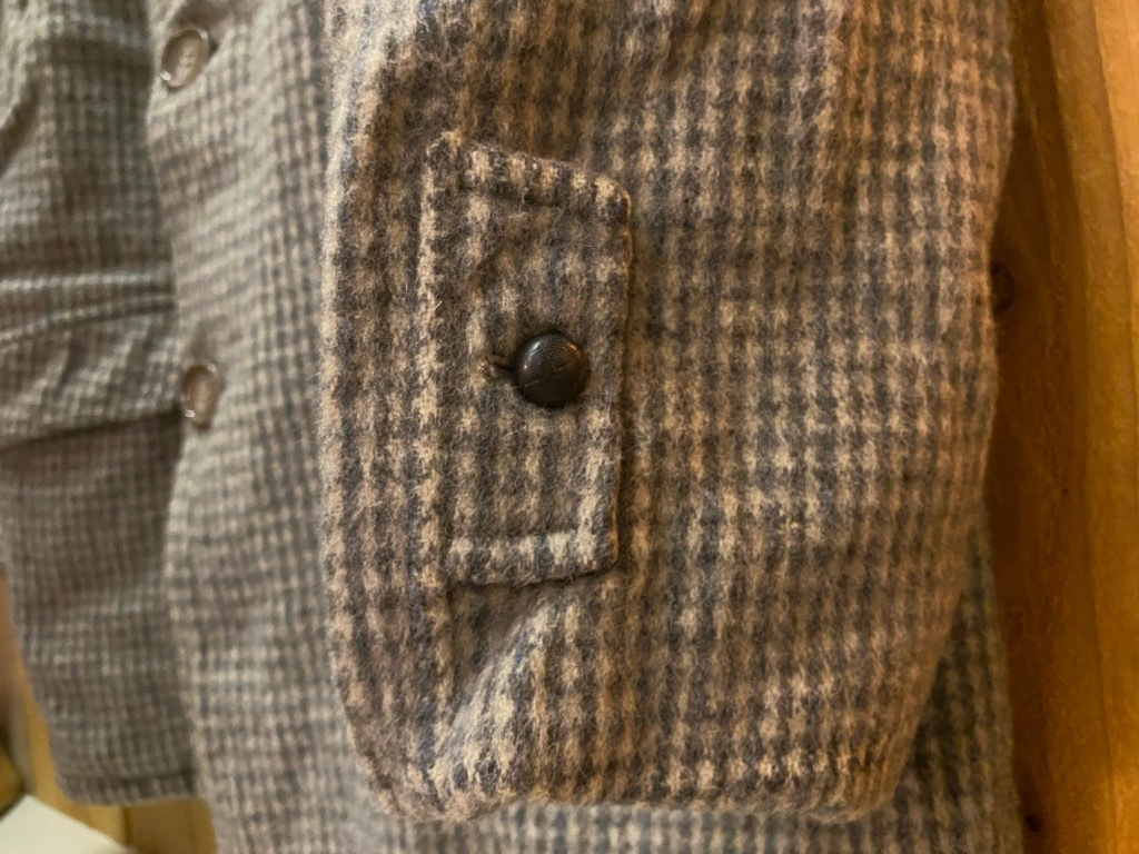 11月4日(水)マグネッツ大阪店Vintage入荷日!! #2 トラッド編!! FurVest,MidWestern,Mohair,GabaJKT,WoolCoat!!_c0078587_14020511.jpg