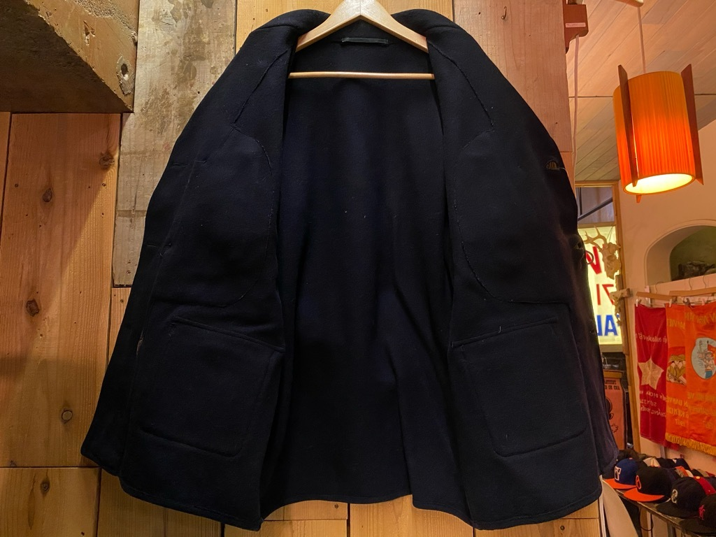 11月4日(水)マグネッツ大阪店Vintage入荷日!! #3 Hunting編!! gordon MackinawCoat,SportsCoat,30s Woolrich,50s RED WING_c0078587_15594364.jpg