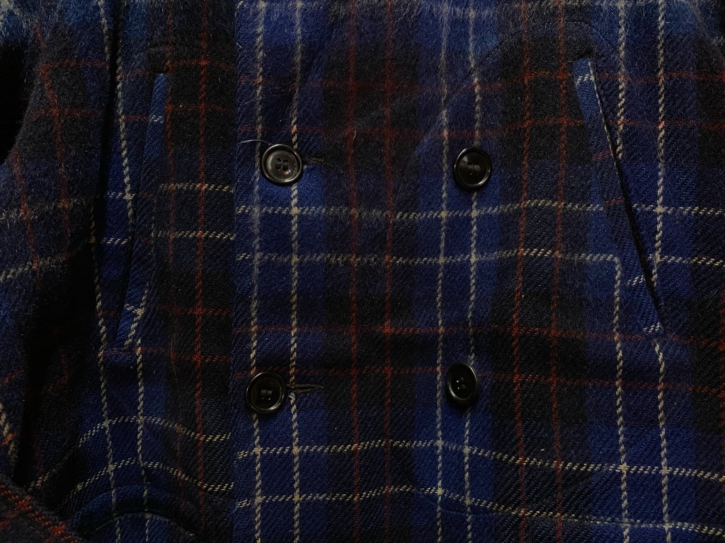 11月4日(水)マグネッツ大阪店Vintage入荷日!! #3 Hunting編!! gordon MackinawCoat,SportsCoat,30s Woolrich,50s RED WING_c0078587_16035119.jpg