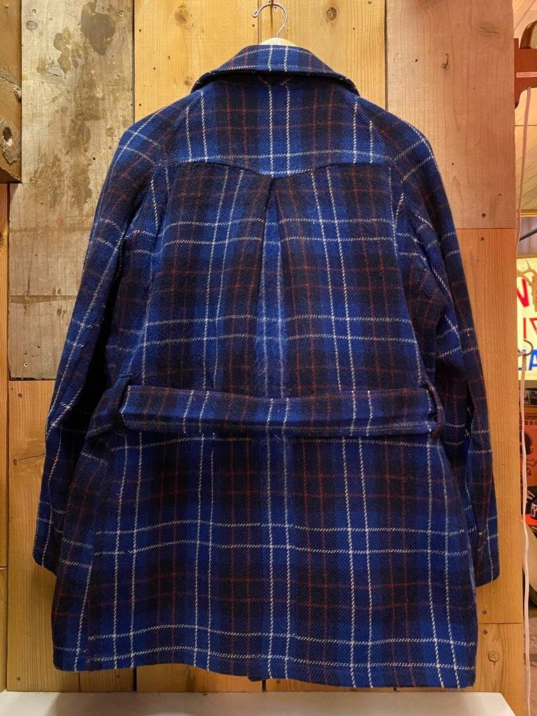 11月4日(水)マグネッツ大阪店Vintage入荷日!! #3 Hunting編!! gordon MackinawCoat,SportsCoat,30s Woolrich,50s RED WING_c0078587_16040281.jpg