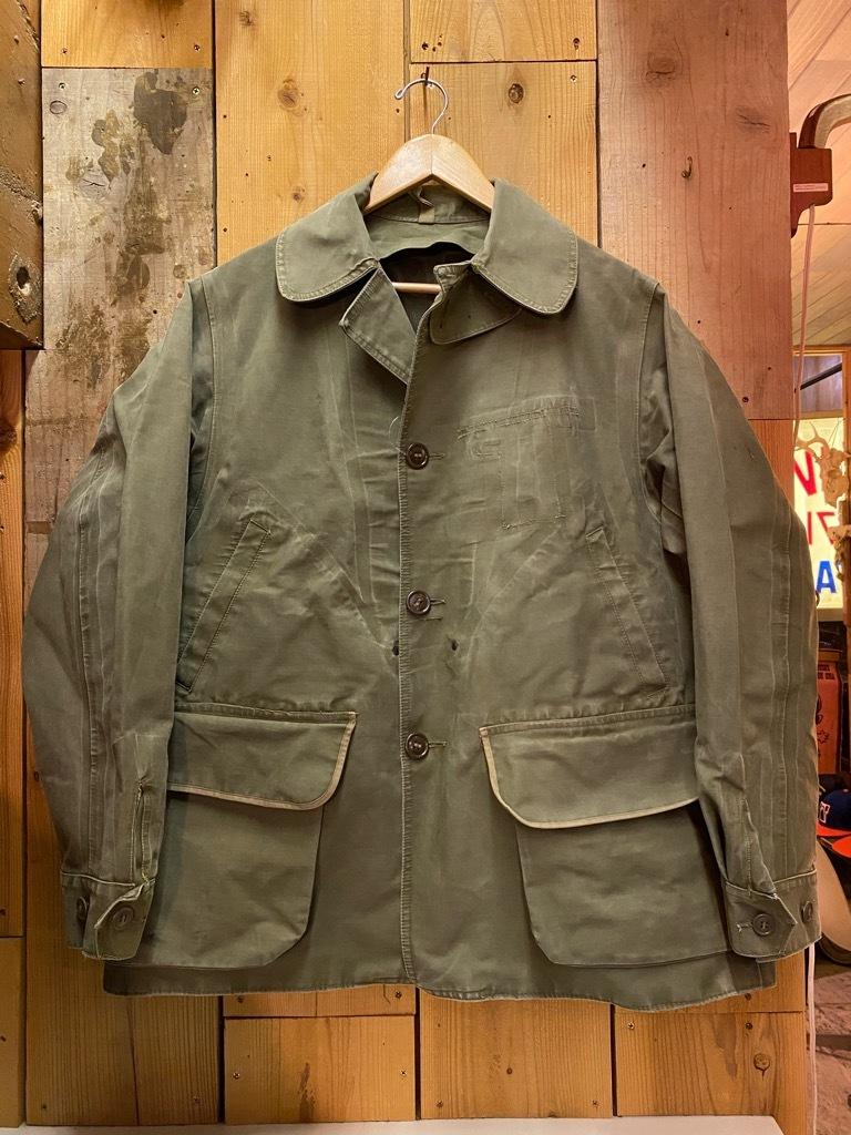 11月4日(水)マグネッツ大阪店Vintage入荷日!! #3 Hunting編!! gordon MackinawCoat,SportsCoat,30s Woolrich,50s RED WING_c0078587_16101913.jpg