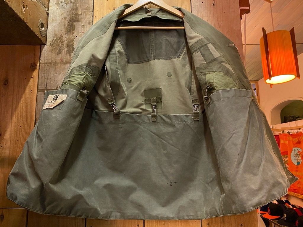 11月4日(水)マグネッツ大阪店Vintage入荷日!! #3 Hunting編!! gordon MackinawCoat,SportsCoat,30s Woolrich,50s RED WING_c0078587_16103433.jpg
