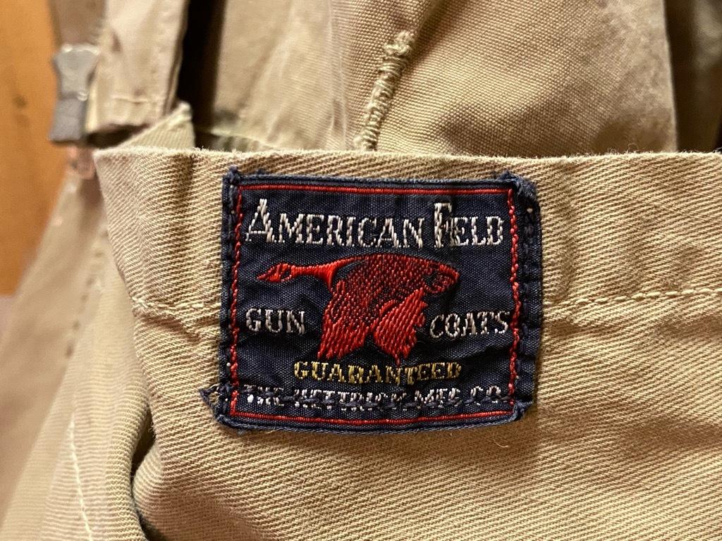 11月4日(水)マグネッツ大阪店Vintage入荷日!! #3 Hunting編!! gordon MackinawCoat,SportsCoat,30s Woolrich,50s RED WING_c0078587_16140810.jpg