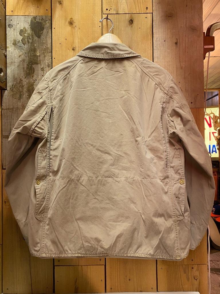 11月4日(水)マグネッツ大阪店Vintage入荷日!! #3 Hunting編!! gordon MackinawCoat,SportsCoat,30s Woolrich,50s RED WING_c0078587_16141020.jpg