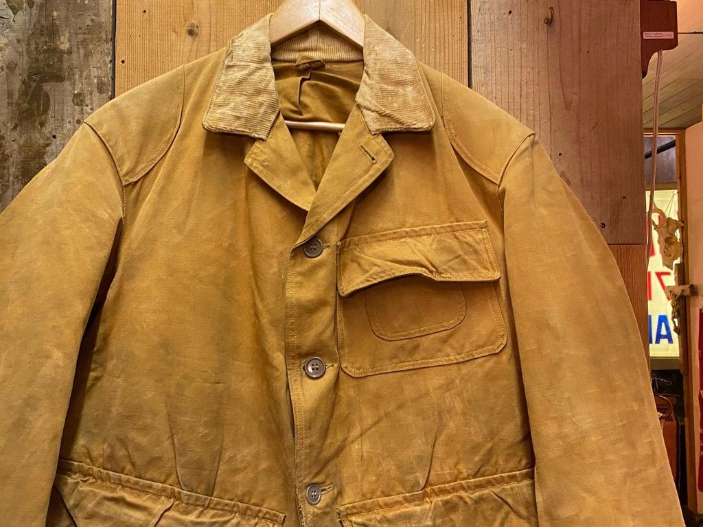 11月4日(水)マグネッツ大阪店Vintage入荷日!! #3 Hunting編!! gordon MackinawCoat,SportsCoat,30s Woolrich,50s RED WING_c0078587_16154382.jpg