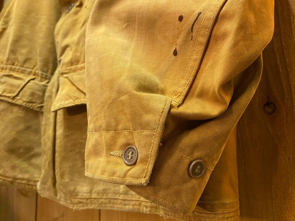 11月4日(水)マグネッツ大阪店Vintage入荷日!! #3 Hunting編!! gordon MackinawCoat,SportsCoat,30s Woolrich,50s RED WING_c0078587_16155601.jpg