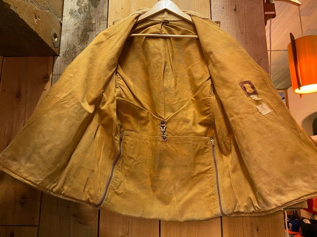 11月4日(水)マグネッツ大阪店Vintage入荷日!! #3 Hunting編!! gordon MackinawCoat,SportsCoat,30s Woolrich,50s RED WING_c0078587_16155726.jpg