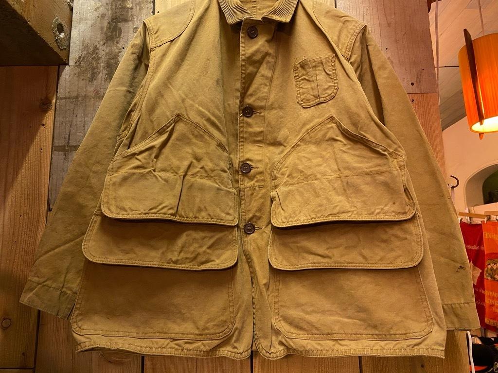 11月4日(水)マグネッツ大阪店Vintage入荷日!! #3 Hunting編!! gordon MackinawCoat,SportsCoat,30s Woolrich,50s RED WING_c0078587_16194690.jpg
