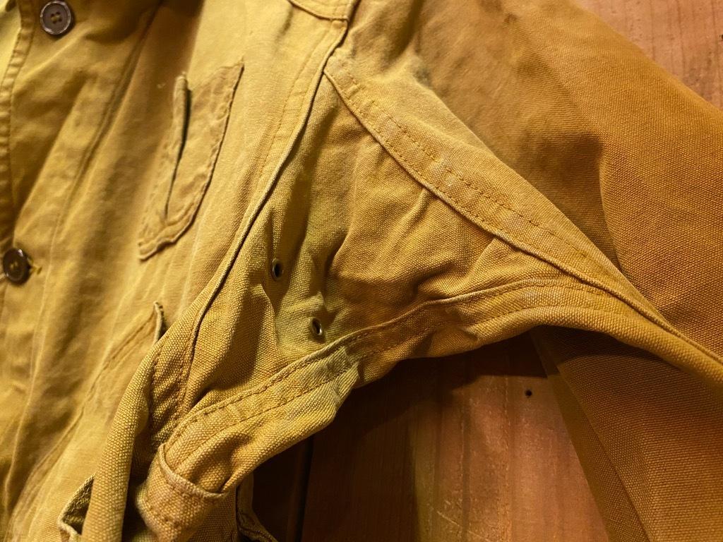 11月4日(水)マグネッツ大阪店Vintage入荷日!! #3 Hunting編!! gordon MackinawCoat,SportsCoat,30s Woolrich,50s RED WING_c0078587_16194847.jpg