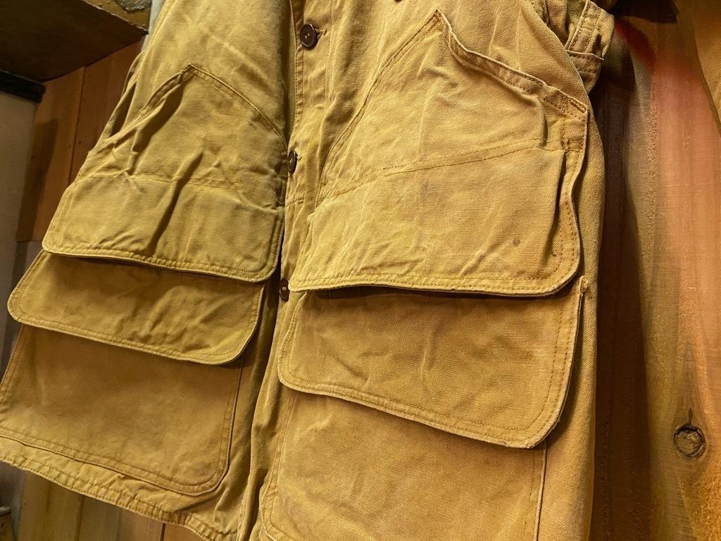 11月4日(水)マグネッツ大阪店Vintage入荷日!! #3 Hunting編!! gordon MackinawCoat,SportsCoat,30s Woolrich,50s RED WING_c0078587_16194953.jpg