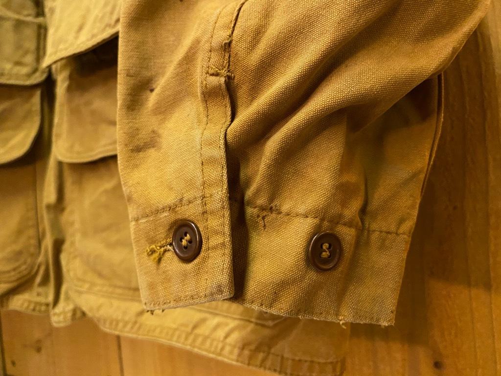 11月4日(水)マグネッツ大阪店Vintage入荷日!! #3 Hunting編!! gordon MackinawCoat,SportsCoat,30s Woolrich,50s RED WING_c0078587_16195211.jpg