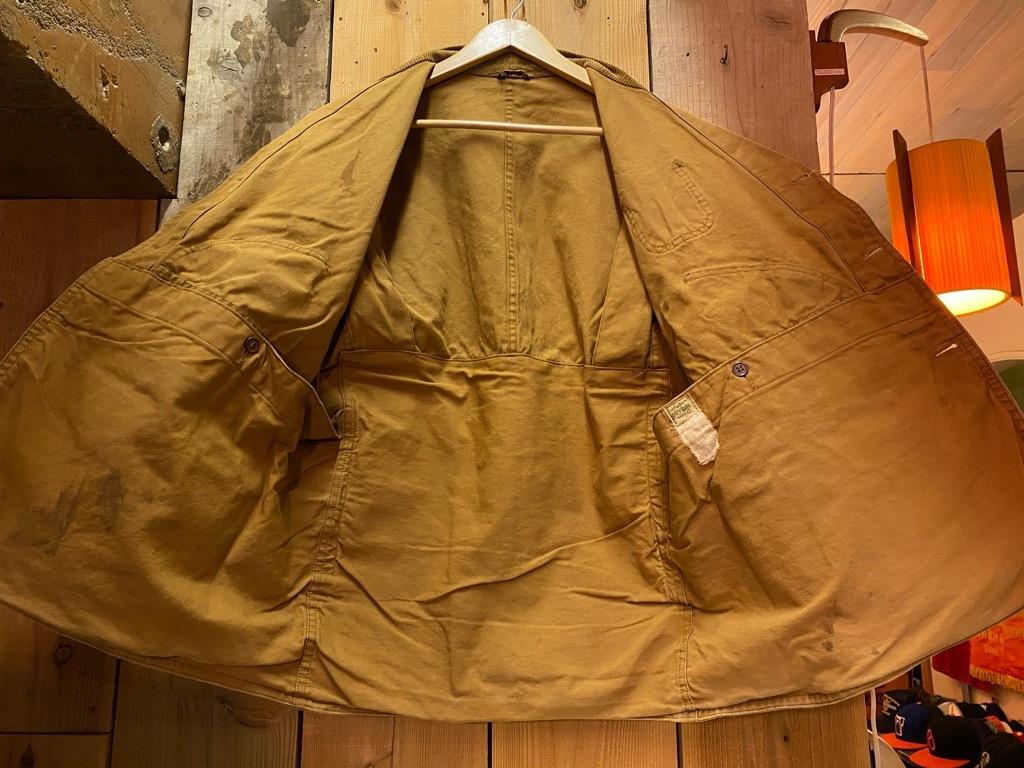 11月4日(水)マグネッツ大阪店Vintage入荷日!! #3 Hunting編!! gordon MackinawCoat,SportsCoat,30s Woolrich,50s RED WING_c0078587_16195663.jpg