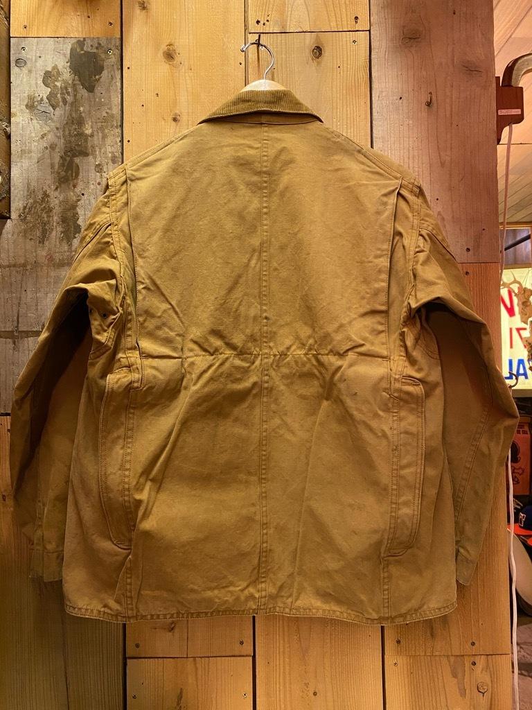 11月4日(水)マグネッツ大阪店Vintage入荷日!! #3 Hunting編!! gordon MackinawCoat,SportsCoat,30s Woolrich,50s RED WING_c0078587_16200012.jpg