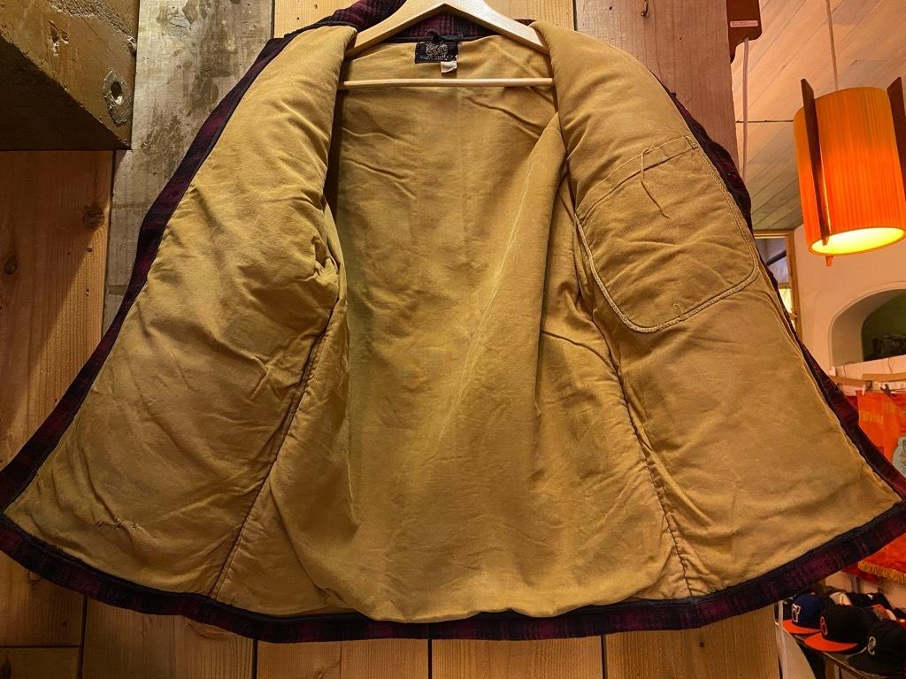 11月4日(水)マグネッツ大阪店Vintage入荷日!! #3 Hunting編!! gordon MackinawCoat,SportsCoat,30s Woolrich,50s RED WING_c0078587_16232180.jpg