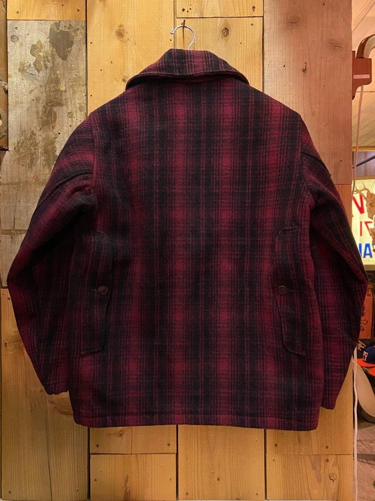 11月4日(水)マグネッツ大阪店Vintage入荷日!! #3 Hunting編!! gordon MackinawCoat,SportsCoat,30s Woolrich,50s RED WING_c0078587_16232461.jpg