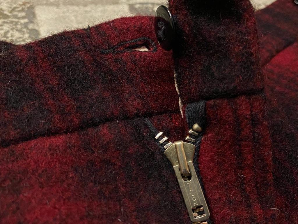 11月4日(水)マグネッツ大阪店Vintage入荷日!! #3 Hunting編!! gordon MackinawCoat,SportsCoat,30s Woolrich,50s RED WING_c0078587_16243257.jpg