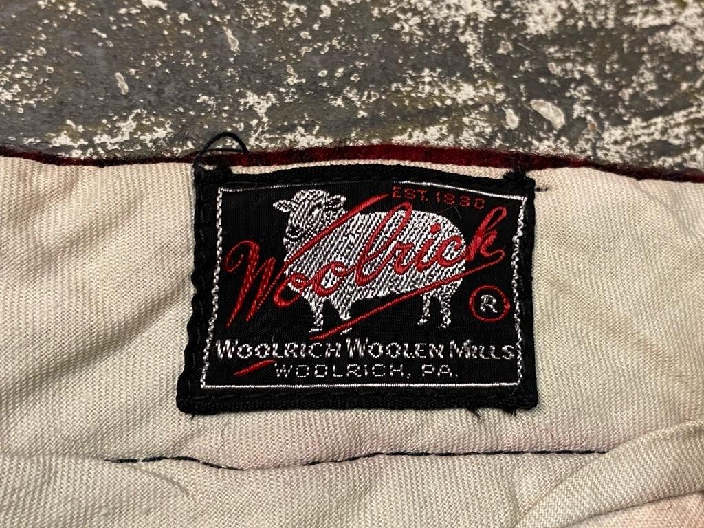 11月4日(水)マグネッツ大阪店Vintage入荷日!! #3 Hunting編!! gordon MackinawCoat,SportsCoat,30s Woolrich,50s RED WING_c0078587_16243403.jpg