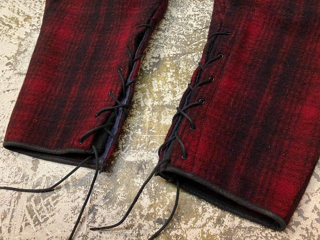11月4日(水)マグネッツ大阪店Vintage入荷日!! #3 Hunting編!! gordon MackinawCoat,SportsCoat,30s Woolrich,50s RED WING_c0078587_16243656.jpg
