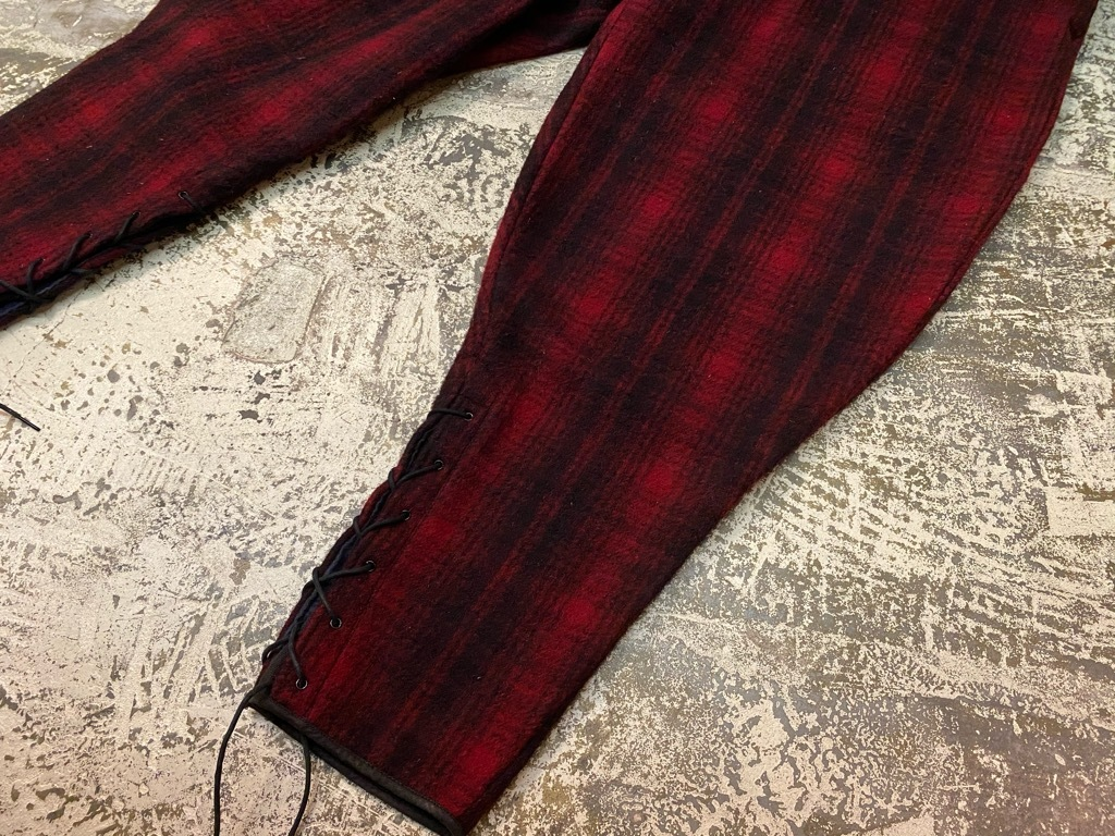 11月4日(水)マグネッツ大阪店Vintage入荷日!! #3 Hunting編!! gordon MackinawCoat,SportsCoat,30s Woolrich,50s RED WING_c0078587_16243887.jpg