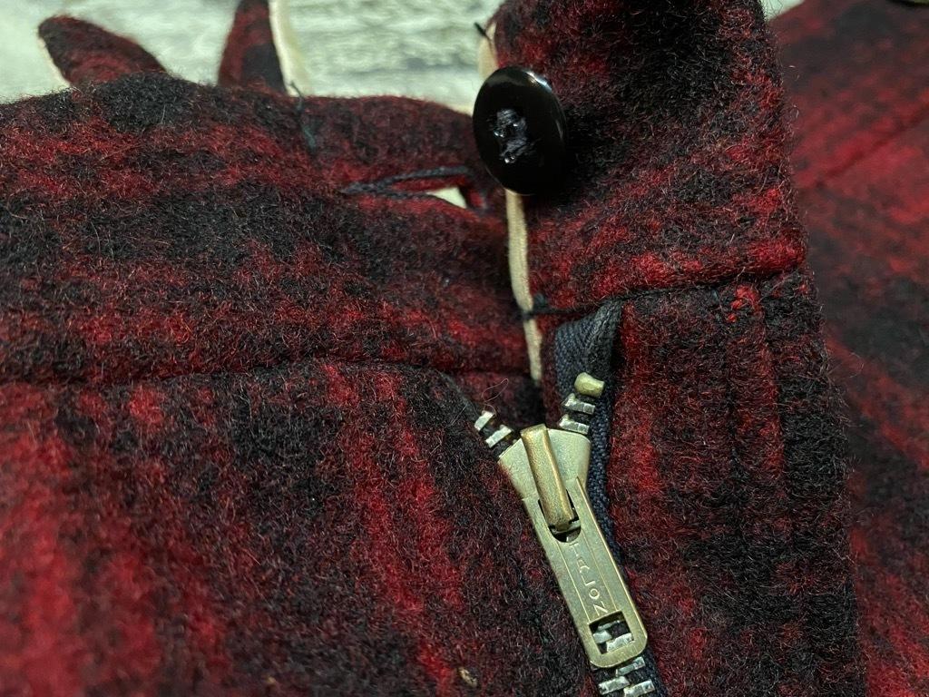11月4日(水)マグネッツ大阪店Vintage入荷日!! #3 Hunting編!! gordon MackinawCoat,SportsCoat,30s Woolrich,50s RED WING_c0078587_16264041.jpg