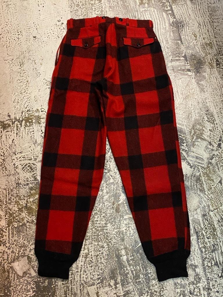 11月4日(水)マグネッツ大阪店Vintage入荷日!! #3 Hunting編!! gordon MackinawCoat,SportsCoat,30s Woolrich,50s RED WING_c0078587_16271677.jpg