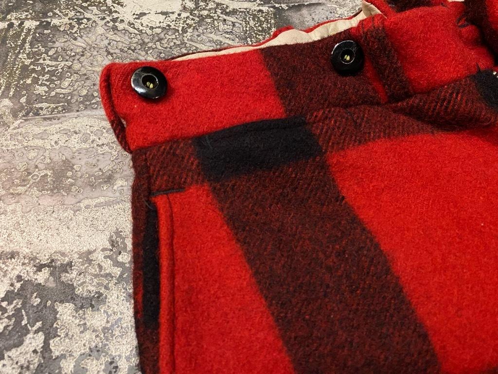 11月4日(水)マグネッツ大阪店Vintage入荷日!! #3 Hunting編!! gordon MackinawCoat,SportsCoat,30s Woolrich,50s RED WING_c0078587_16271925.jpg
