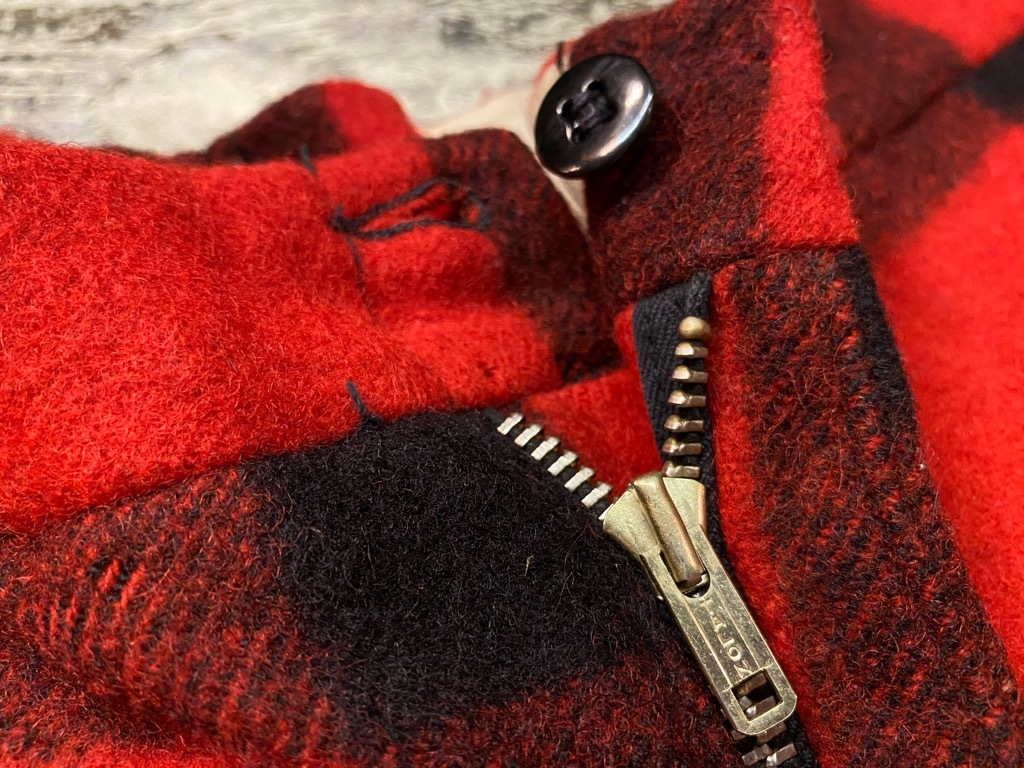 11月4日(水)マグネッツ大阪店Vintage入荷日!! #3 Hunting編!! gordon MackinawCoat,SportsCoat,30s Woolrich,50s RED WING_c0078587_16272036.jpg