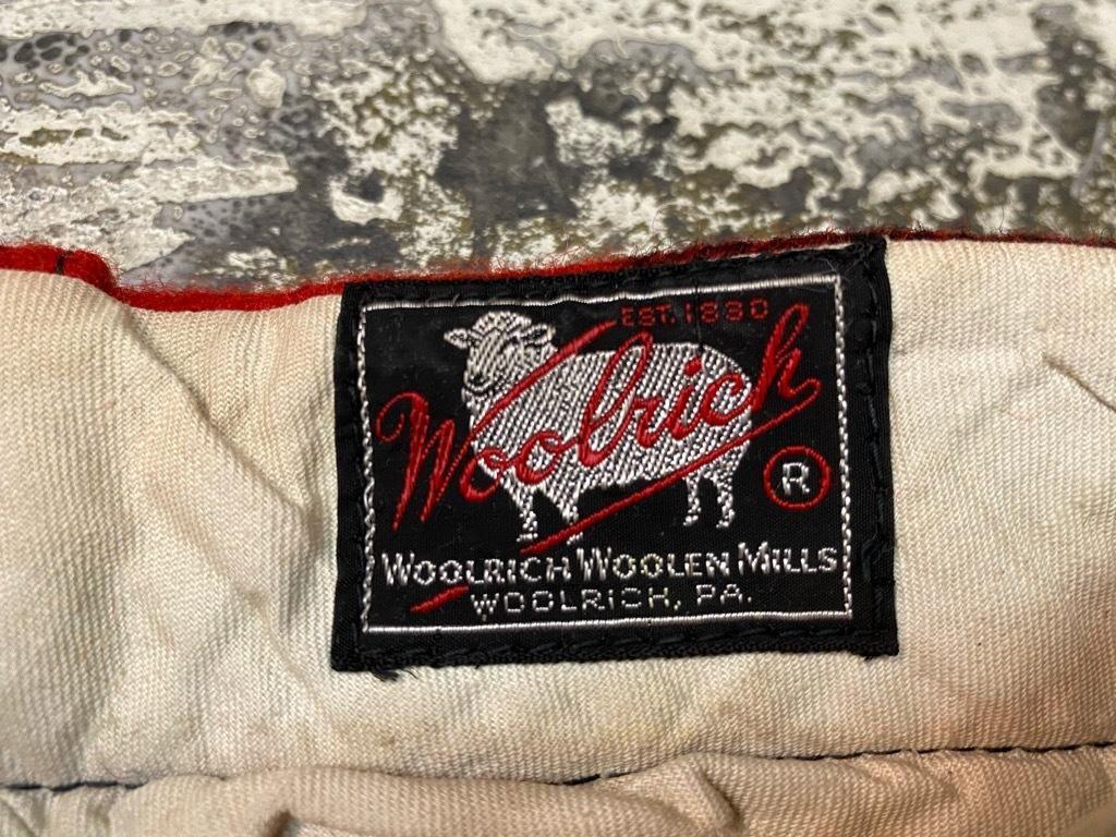 11月4日(水)マグネッツ大阪店Vintage入荷日!! #3 Hunting編!! gordon MackinawCoat,SportsCoat,30s Woolrich,50s RED WING_c0078587_16272258.jpg