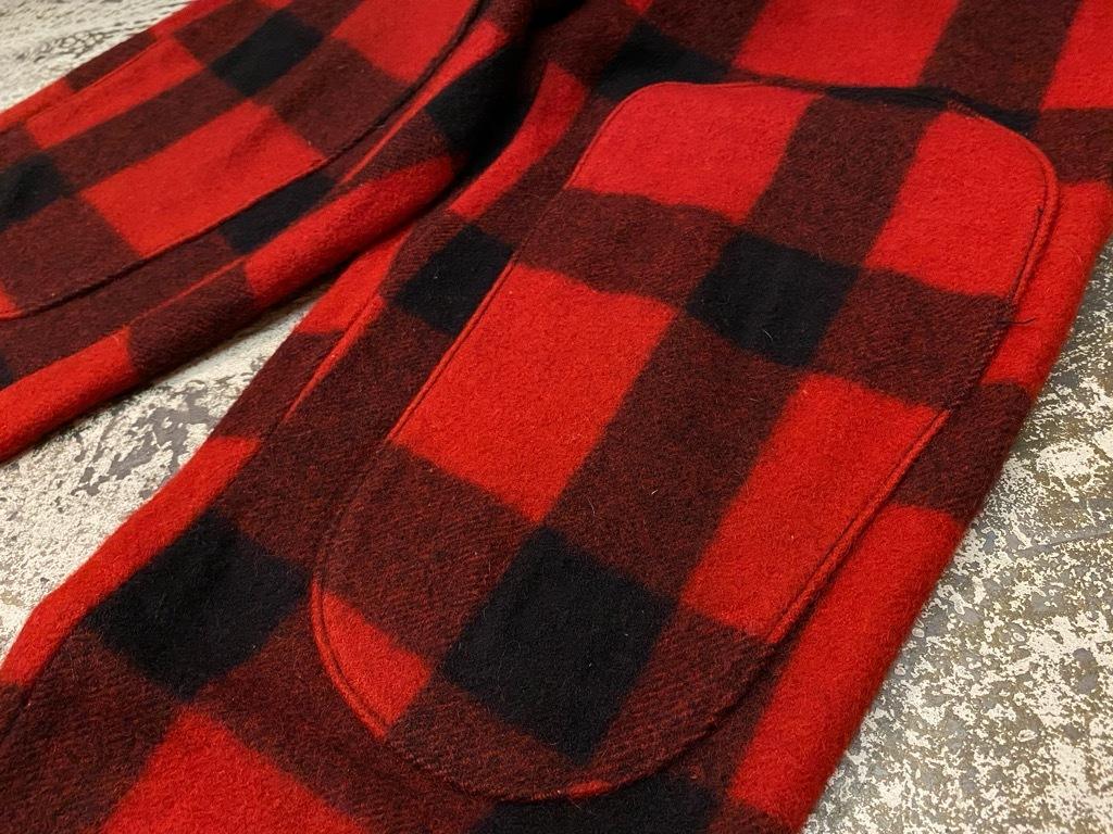 11月4日(水)マグネッツ大阪店Vintage入荷日!! #3 Hunting編!! gordon MackinawCoat,SportsCoat,30s Woolrich,50s RED WING_c0078587_16272475.jpg