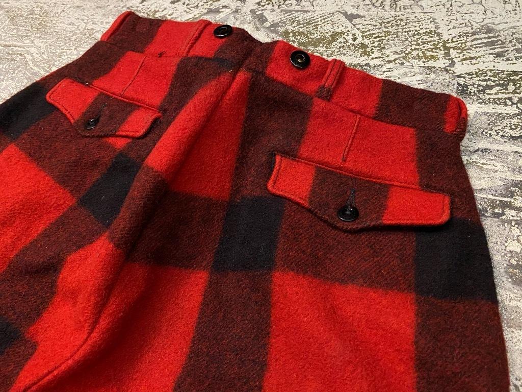 11月4日(水)マグネッツ大阪店Vintage入荷日!! #3 Hunting編!! gordon MackinawCoat,SportsCoat,30s Woolrich,50s RED WING_c0078587_16272772.jpg