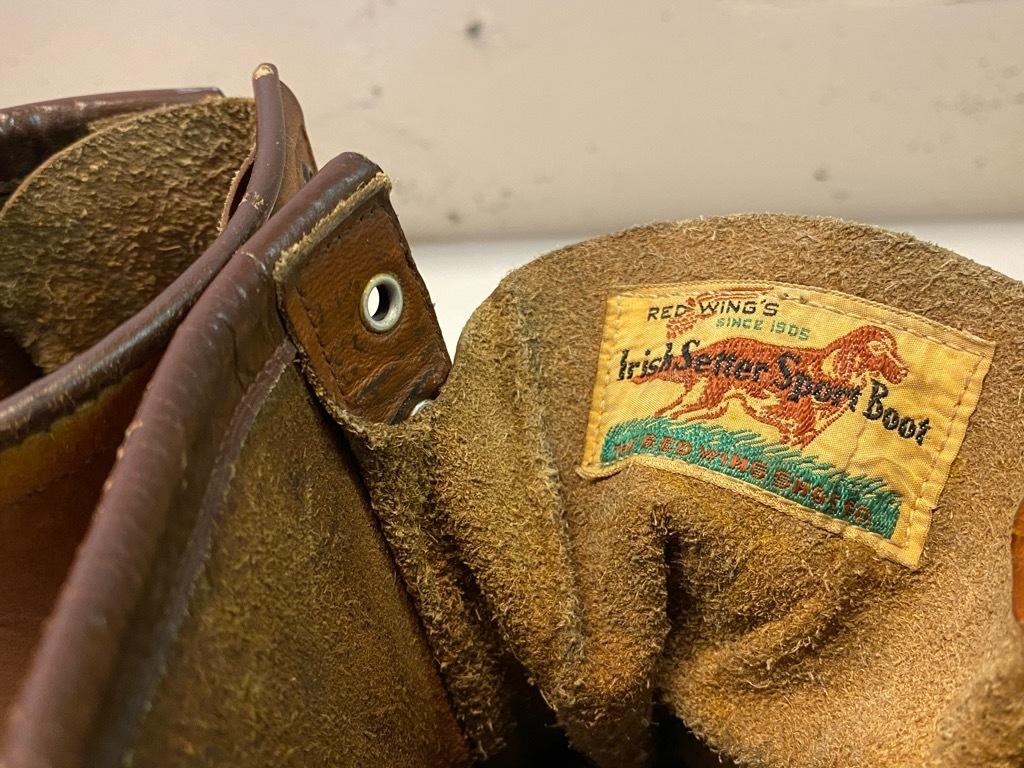 11月4日(水)マグネッツ大阪店Vintage入荷日!! #3 Hunting編!! gordon MackinawCoat,SportsCoat,30s Woolrich,50s RED WING_c0078587_16283481.jpg