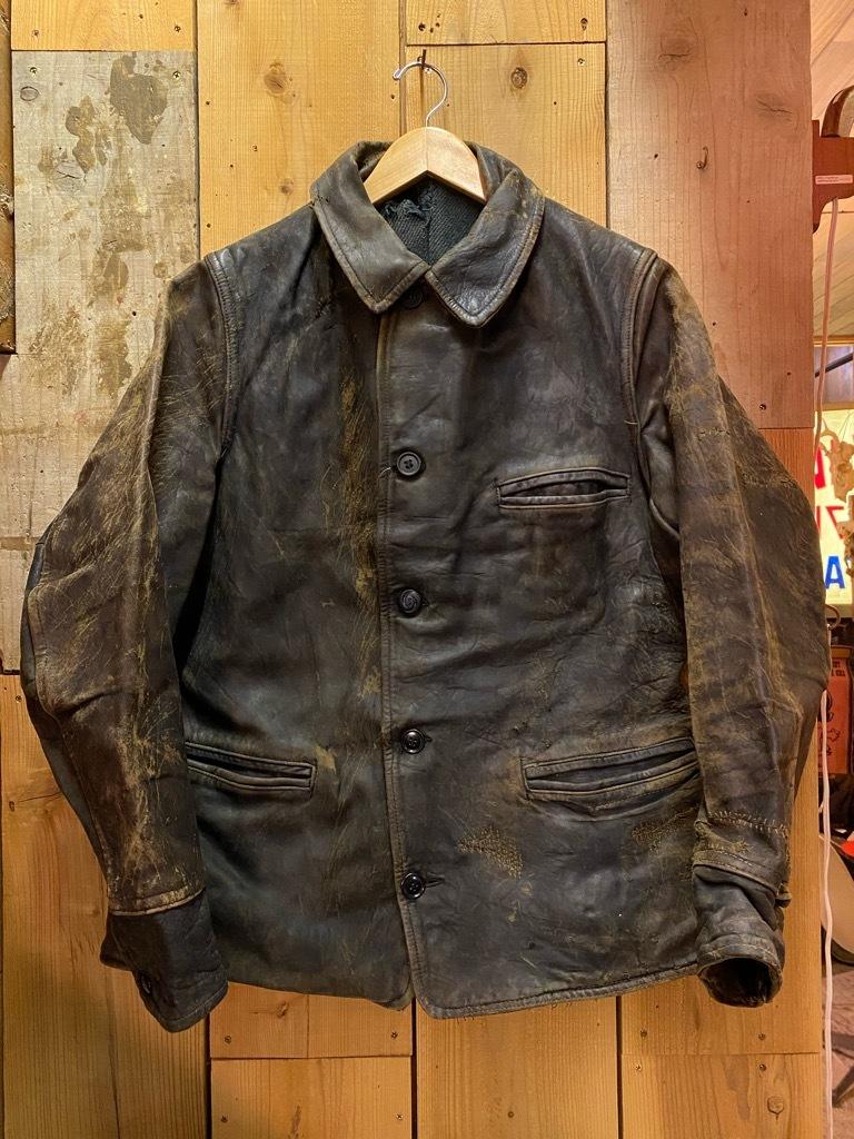 11月4日(水)マグネッツ大阪店Vintage入荷日!! #5ボロ!?編 20\'s~HorsehideCarCoat,LeatherSportsJKT,ScrapItem!!_c0078587_18340351.jpg