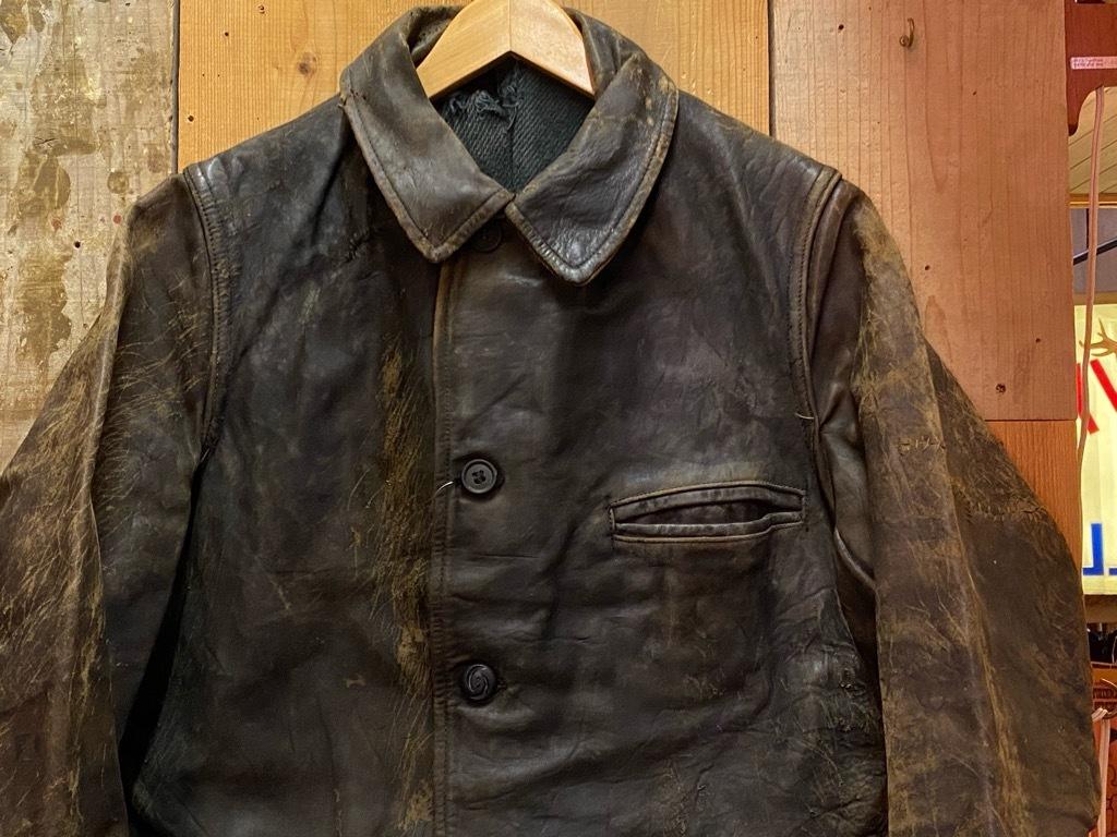 11月4日(水)マグネッツ大阪店Vintage入荷日!! #5ボロ!?編 20\'s~HorsehideCarCoat,LeatherSportsJKT,ScrapItem!!_c0078587_18340512.jpg
