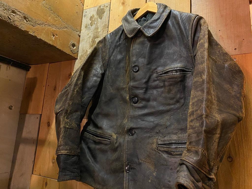11月4日(水)マグネッツ大阪店Vintage入荷日!! #5ボロ!?編 20\'s~HorsehideCarCoat,LeatherSportsJKT,ScrapItem!!_c0078587_18340794.jpg