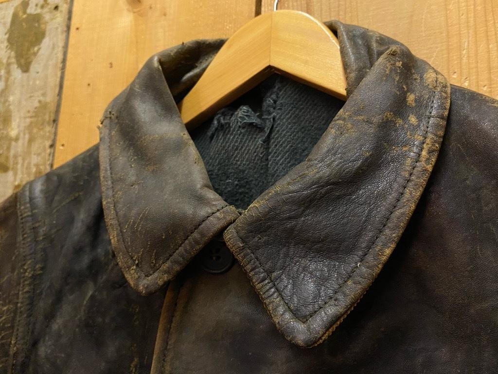11月4日(水)マグネッツ大阪店Vintage入荷日!! #5ボロ!?編 20\'s~HorsehideCarCoat,LeatherSportsJKT,ScrapItem!!_c0078587_18340918.jpg