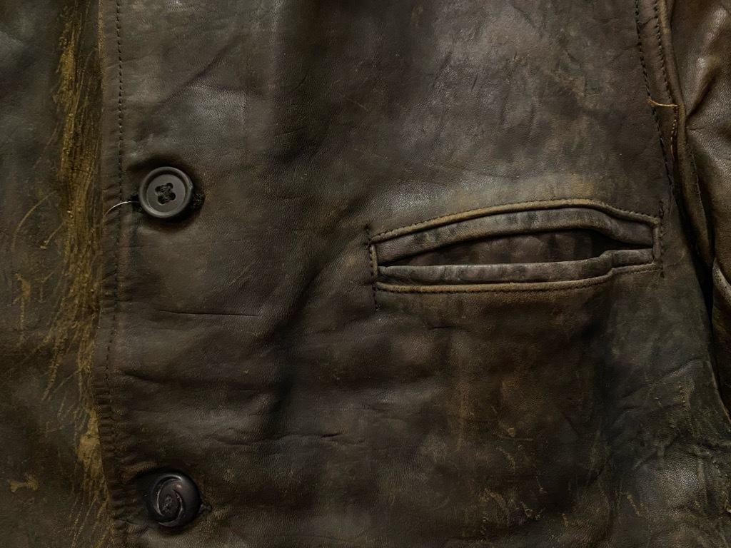 11月4日(水)マグネッツ大阪店Vintage入荷日!! #5ボロ!?編 20\'s~HorsehideCarCoat,LeatherSportsJKT,ScrapItem!!_c0078587_18341127.jpg